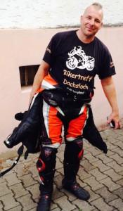 Marcus, unser Gast aus der Pfalz
